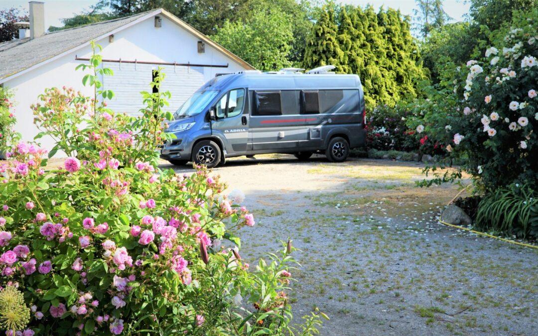 Pintrip, Wohnmobil Dänemark