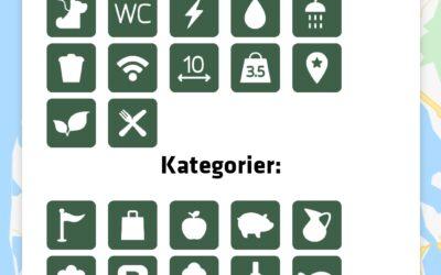 Neue Funktionen in der Pintrip-App
