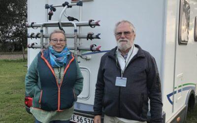 3 Fragen an Jette und Søren, die Pintrip-Botschafter sind