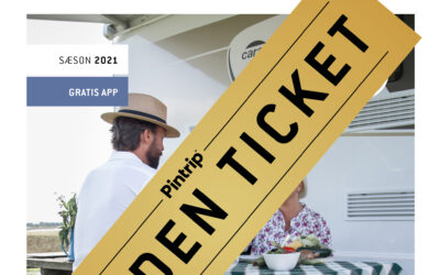 Golden Ticket – 10% discount on Pintrip Guide 2022